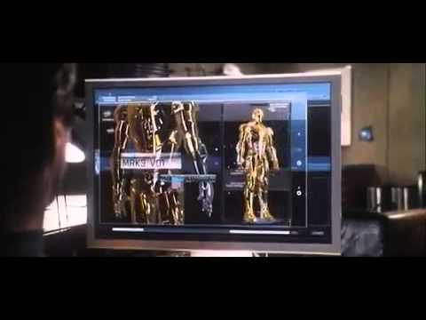 Iron Man 1 Offizieller Film Trailer (Deutsch/German)