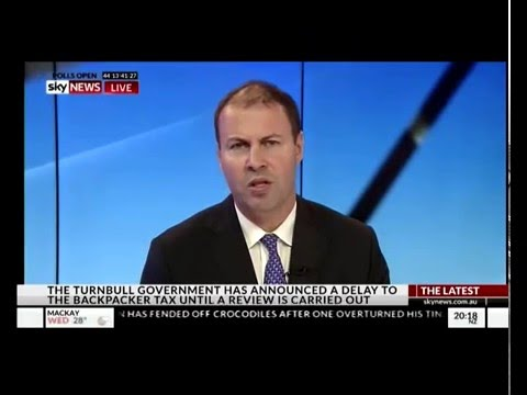 Reporting Live - Sky News (18 May 2016)