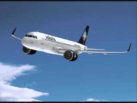 volaris incorporarán 30 aviones A320 NEO - YouTube