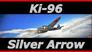 War Thunder || Ki 96 - Japanese Space Explorer