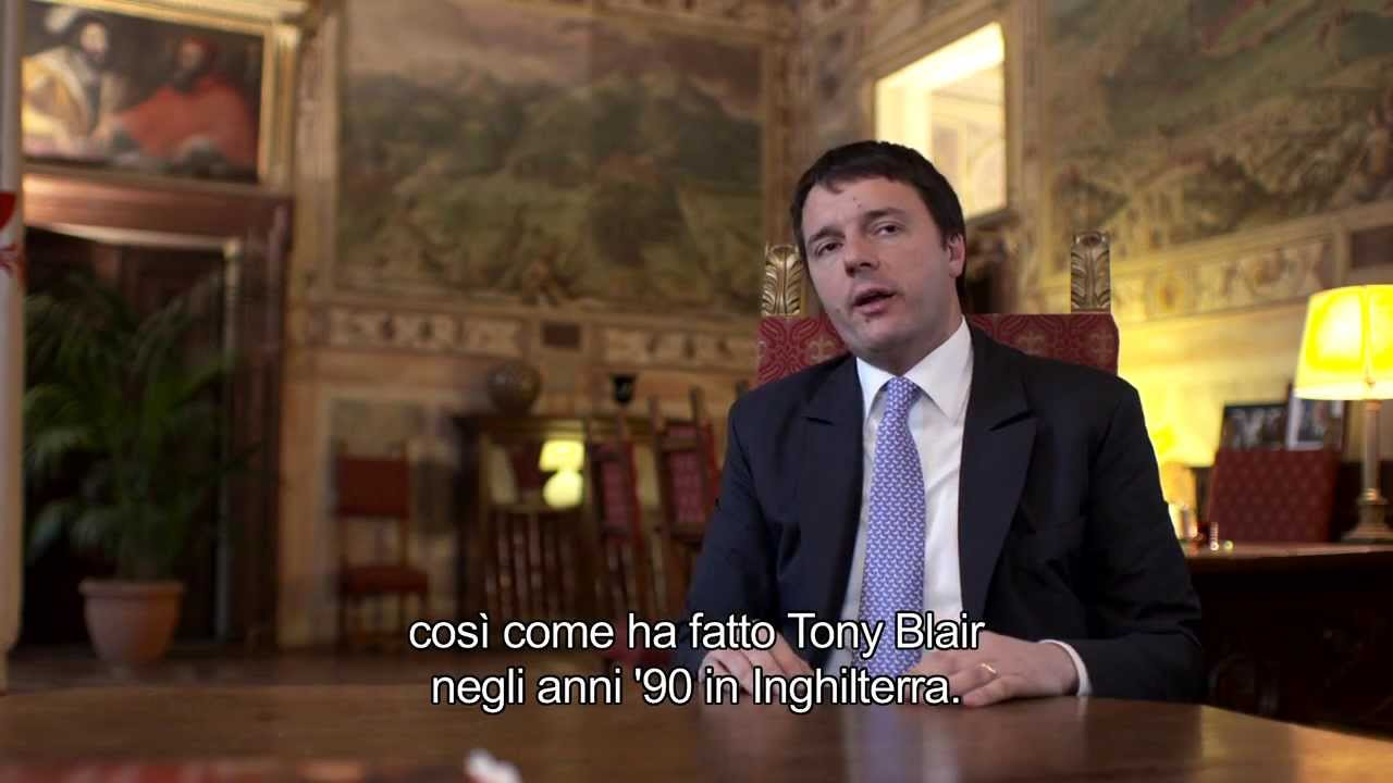 Exclusive What Italy S New Prime Minister Matteo Renzi Thinks Sub