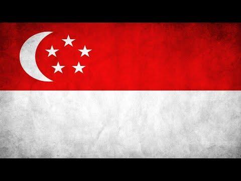 """Quốc ca Singapore - """"Majulah Singapura"""" - Lyrics Tiếng Mã Lai & Vietsub"""