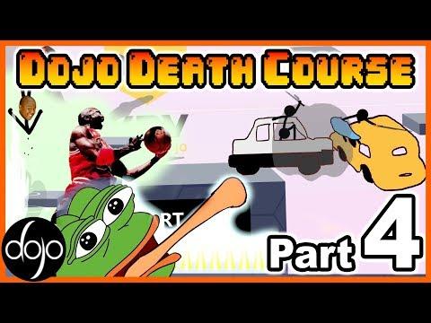 Dojo Death Course (Part 4) - Obstacle Course Collab