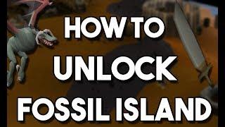 How to Unlock Fossil Island in Oldschool Runescape! Bone Voyage Quest Guide[OSRS]