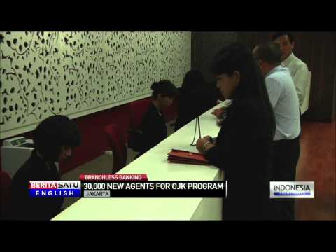 Financial Services Authority Expanding Indonesia's Branchless Banking Options