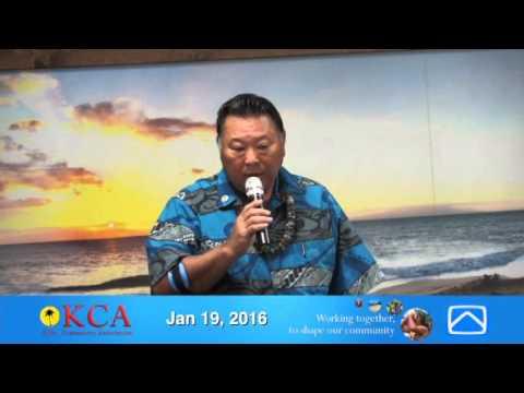 Maui County Government Future