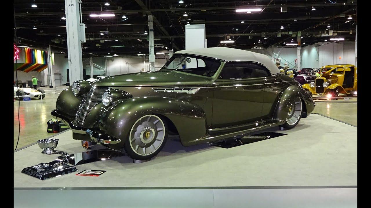 1939 Oldsmobile Olds Convertible Custom Ridler Award Winner on My ...