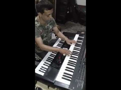aaja aai bahar dil hai bekarar on keyboard