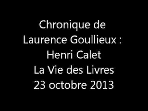 Vidéo de Henri Calet