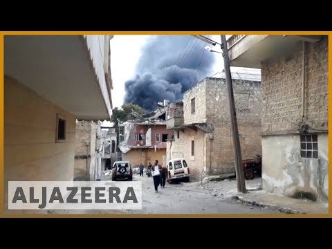🇸🇾 Syria's war: Offensives on Afrin and Ghouta continue   Al Jazeera English