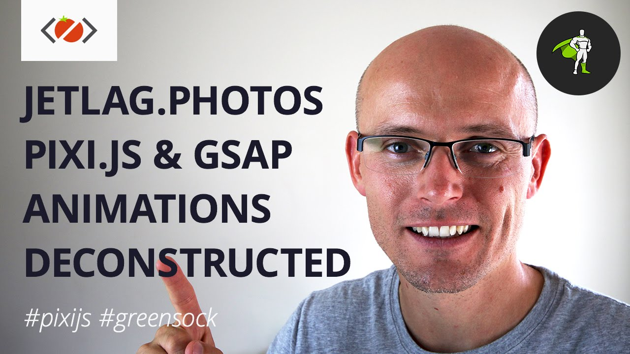 Jetlag - Pixi.js and GSAP Page Transitions Deconstructed by Ihatetomatoes