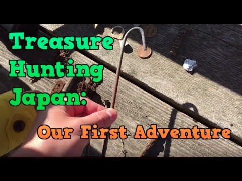 Treasure Hunting Japan: Our First Adventure