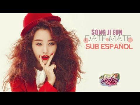 [Sub Español] Song Ji Eun (Secret) - Date Mate  (False Hope single)