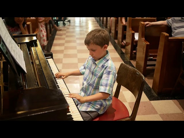 Elias Spring Recital June 2019