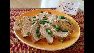 Запеченное куриное филе в мультиварке: рецепт от Foodman.club