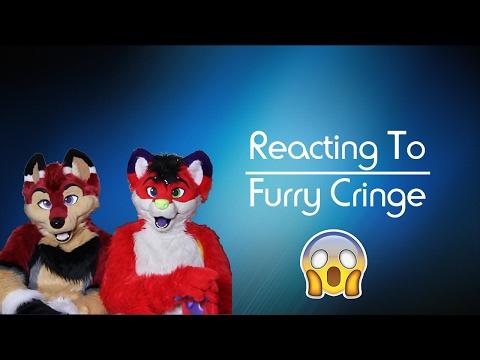 Reacting To Furry Cringe! With Majira Strawberry!