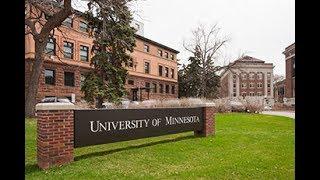 Университет Миннесоты: обучение в США, стоимость, финансирование. Субботний ВЛОГ: Часть 1