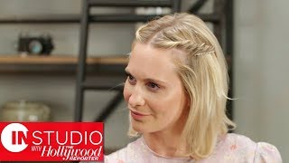 Poppy Delevingne On Working With Antonio Banderas on 'Genius: Picasso' | In Studio With THR