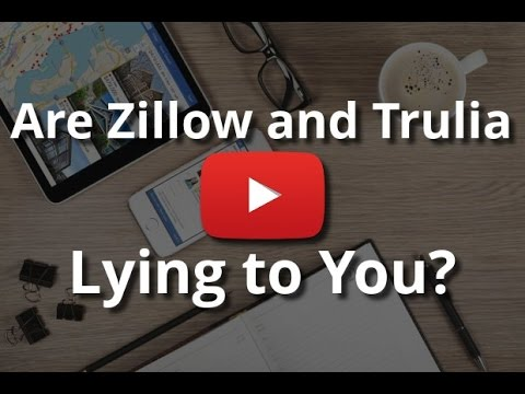 Are Zillow And Trulia Lying To You?