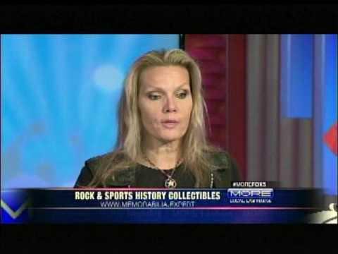 Ask ME! MEMORABILIA EXPERT KIETA Fox 5 NEWS ACCESS MORE & Victor Moreno Memorabilia Expert