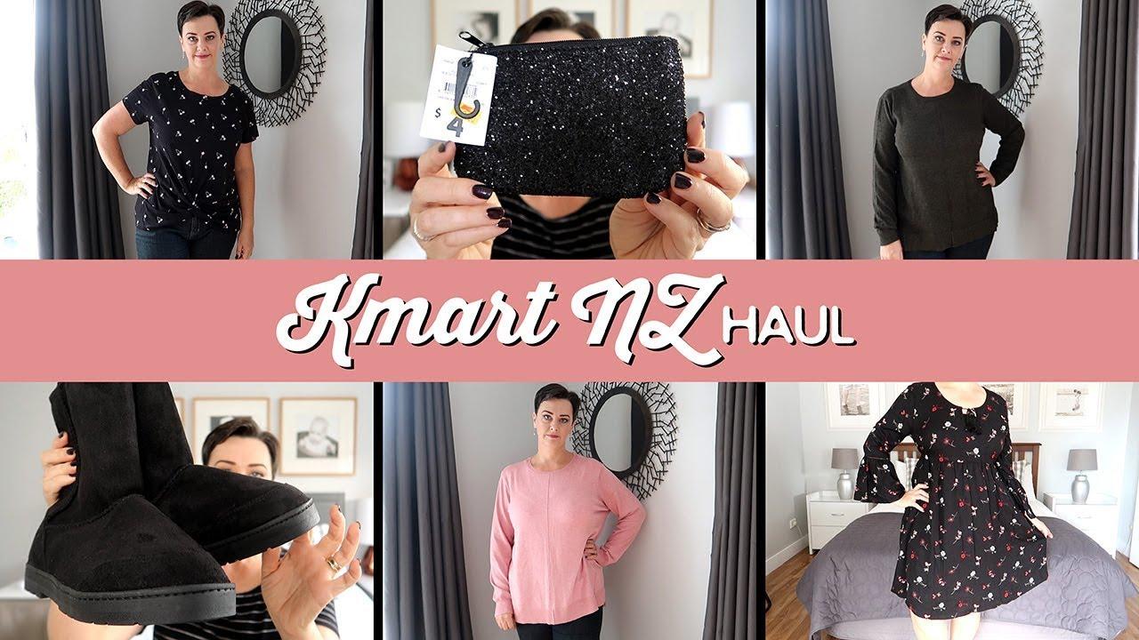 Kmart NZ Haul | A Thousand Words