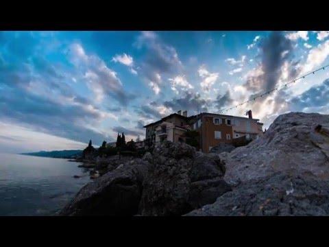 Time-lapse | 4K | Volosko | Croatia | Hrvatska | Timelapse photography