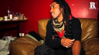 Sael interview sur Reggae.fr (2014)