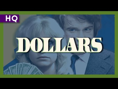 Random Movie Pick - Dollars (1971) Trailer YouTube Trailer