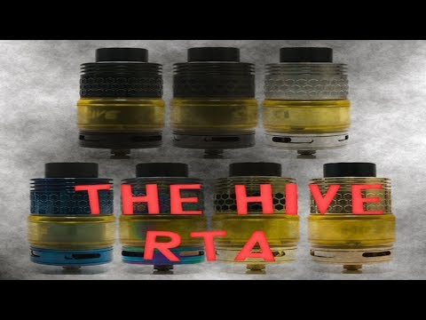 The Hive RTA, from CCI