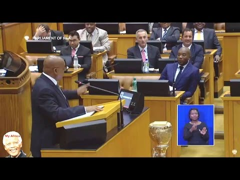 "Jacob Zuma ""Government NOT At War With Itself"""