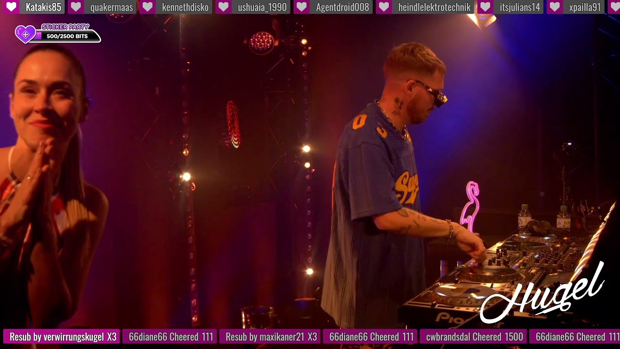 HUGEL Dj Set - Best of Ibiza [House, Tech House] July 2021💃🏼🌴☀️