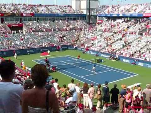 Montreal Travel: Rafael Nadal Getting Ready for Match