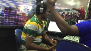 Varnam FM interview with announcer Jana