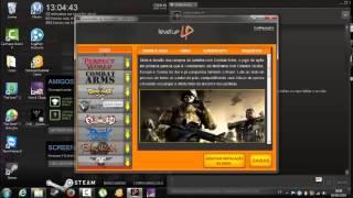 Como baixar e instalar jogos da level up pelo Gerenciador de downloads