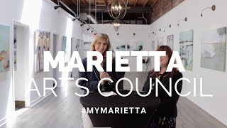 The Marietta Arts Council | #MyMarietta | Season 1 Episode 4