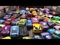 [Summary] Disney Pixar Cars Ramone's Paint Shop Lightning McQueen & Heavy Metal Mater