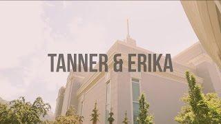 Wedding Video at Gorgeous Timpanogos Temple + Sleepy Ridge Golf Course for Tanner & Erika