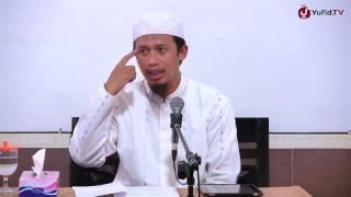 Kajian Umum  Ringkasan Aqidah Imam Syafi'i   Ustadz Abdurrahman Thoyyib, Lc