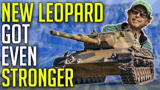 New Leopard 1 Worthy Enough For Claus? ► World of Tanks Update 1.5.1 Review