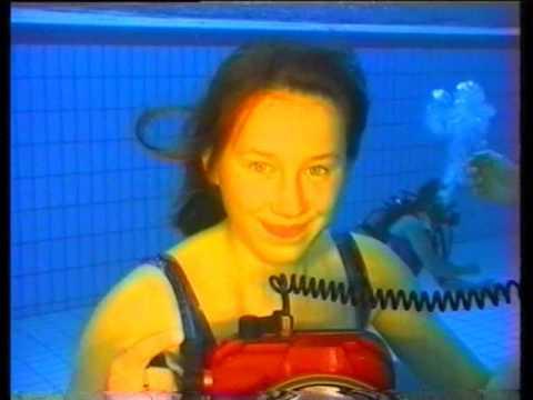 МПФ 46 1-й чемпионат мира по подводному фото в бассейне. Paris 1997