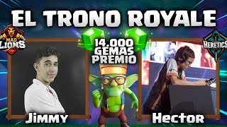 JIMMY - MAD LIONS EC 🆚 HECTOR - TEAM HERETICS