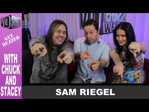 Sam Riegel PT1  - Voice of Donatello | Voice Over Audition Advice  EP 69
