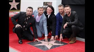 *NSYNC - Hollywood Walk of Fame Ceremony - Live Stream