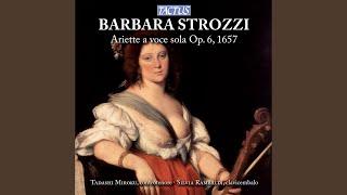 Ariette a voce sola, Op. 6: No. 12. Lilla dici ch