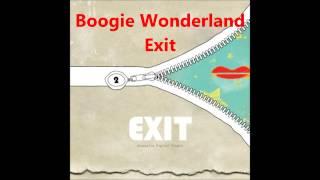 Boogie Wonderland (a cappella, Exit)