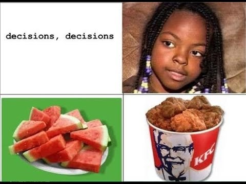 Crazy Cali~school accused of serving a racist lunch of fried chicken,cornbread & watermelon