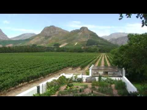 Franschhoek - Cape Winelands, South Africa