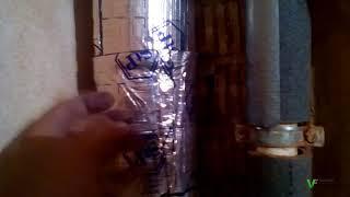 Шумоизоляция (звукоизоляция, виброизоляция) стояка (труб) канализации в квартире своими руками