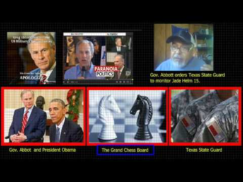 Gov  Abbott of Texas and the Jade Helm 15 Red Herring Discussion