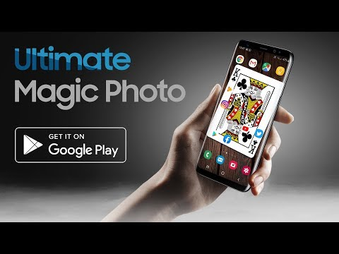 Ultimate Magic Photo - Android Tutorial